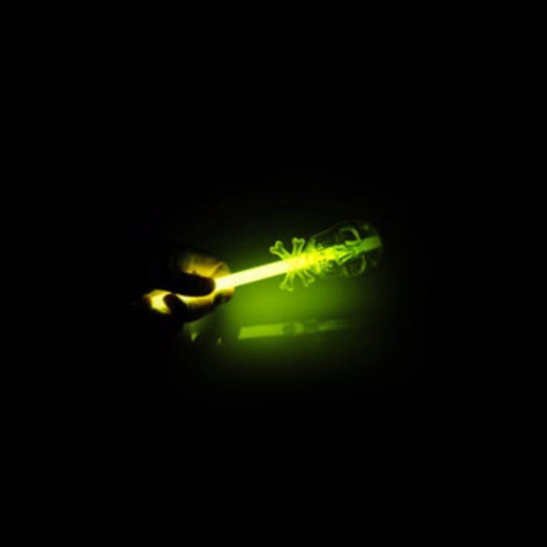 باتوم اسکلتی بلک لایت Glow مدل STBL198
