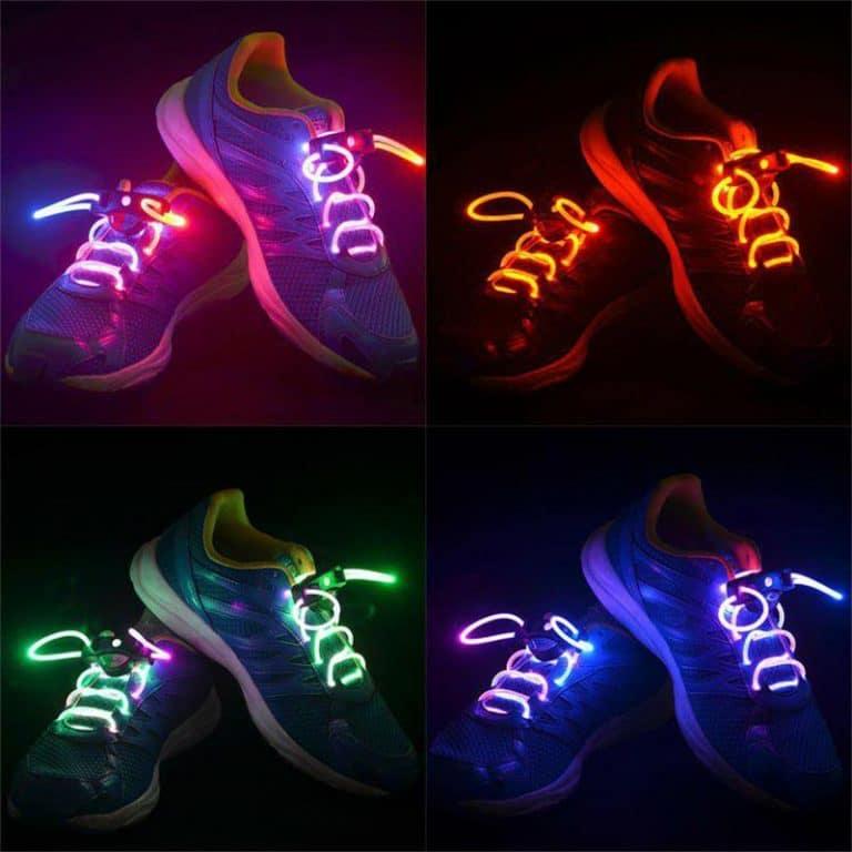 بند کفش بلک لایت Glow مدل STBL154