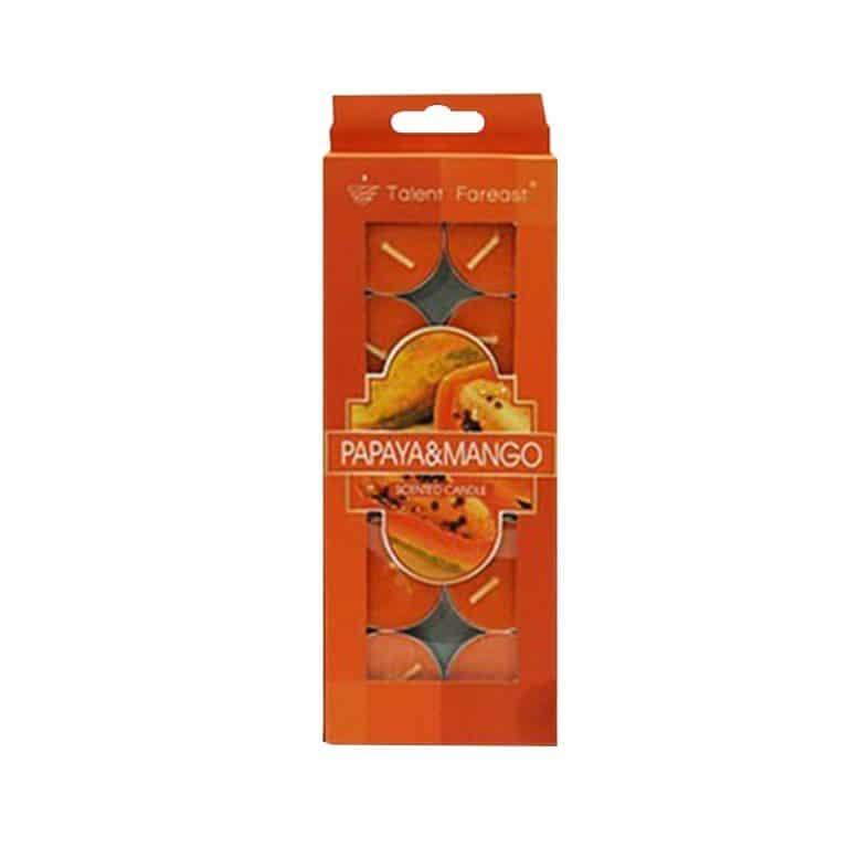 شمع وارمر عطری papaia & mango مدل STC114