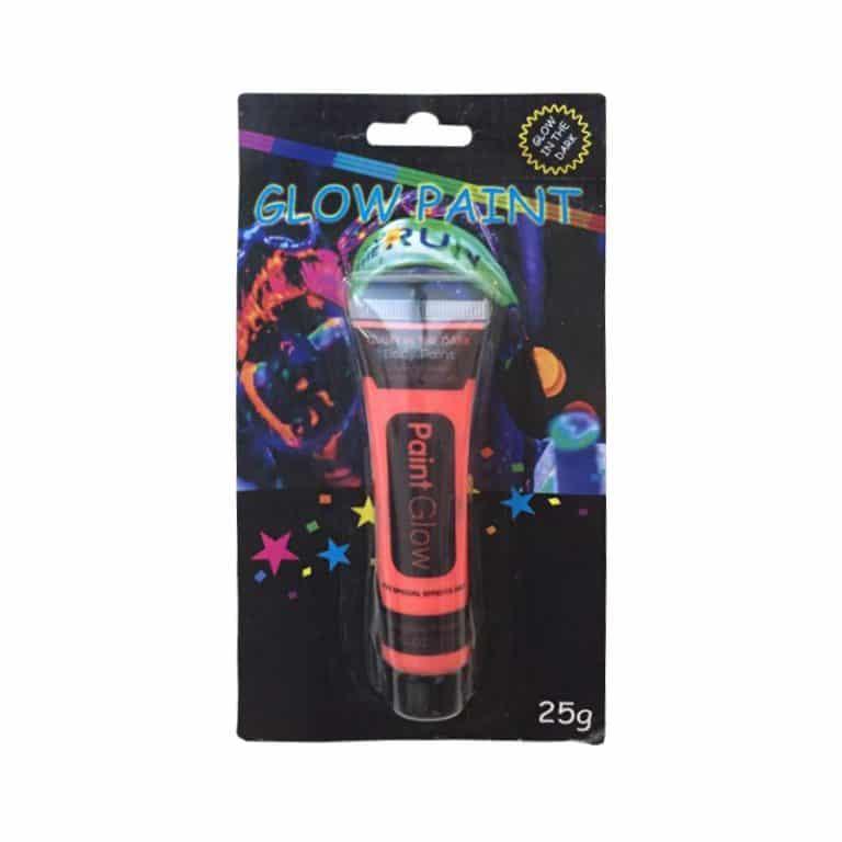 بسته رنگ پمپی بلک لایت ( سایز بزرگ ) Glow مدل STBL189