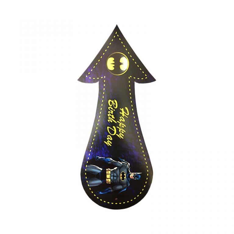 فلش تم تولد بتمن Batman (بسته ۴ عددی)