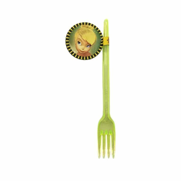 چنگال تم تولد تینکربل TinkerBell (بسته ۲۰ عددی)