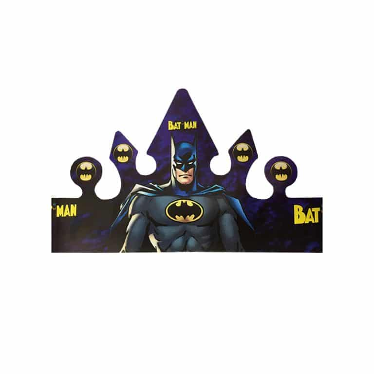 تاج تم تولد بتمن batman (بسته ۶ عددی)