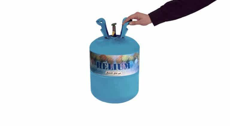 گاز بادکنک ( گاز هلیوم ) گرید ۵ مدل STBG100