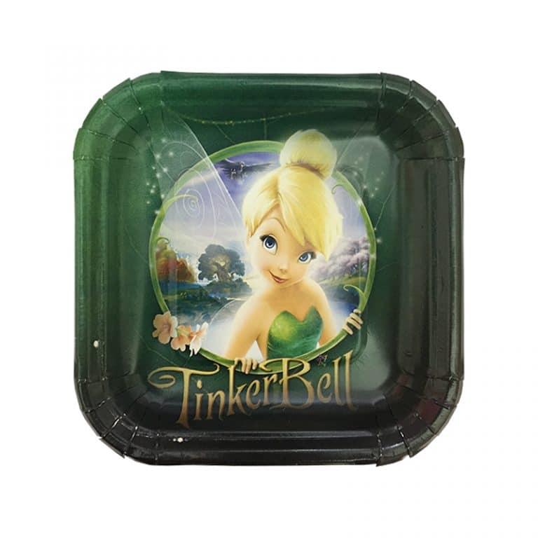 بشقاب تم تولد تینکربل TinkerBell (بسته ۲۰ عددی)