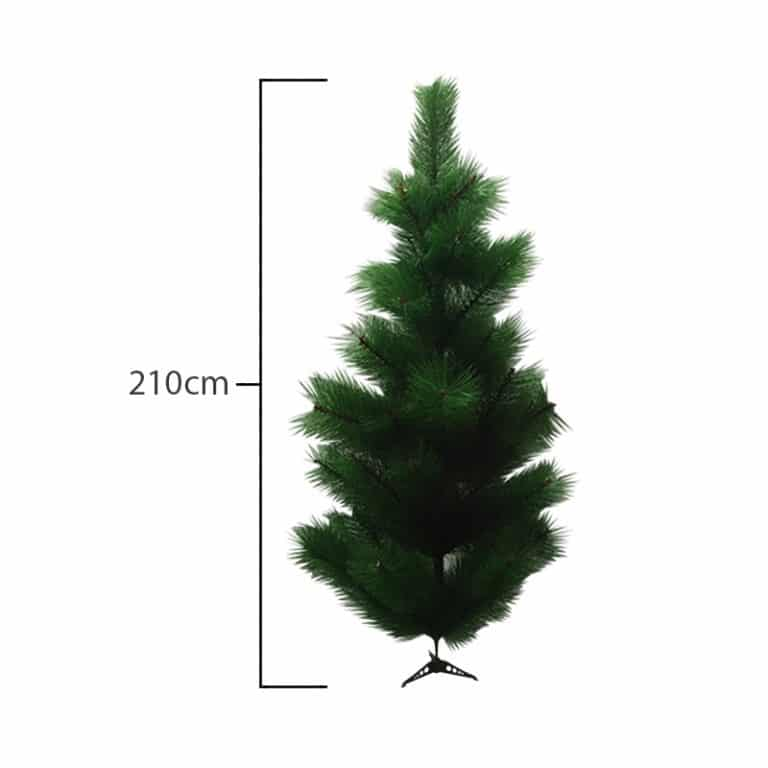 درخت کاج کریسمس ( ۲۱۰Cm )