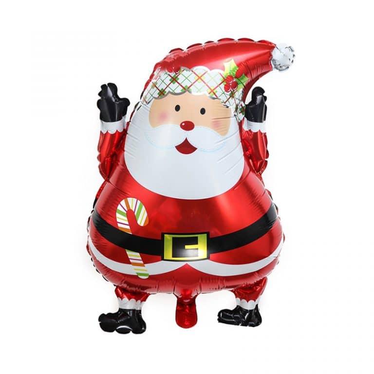 بادکنک فویلی بابانوئل