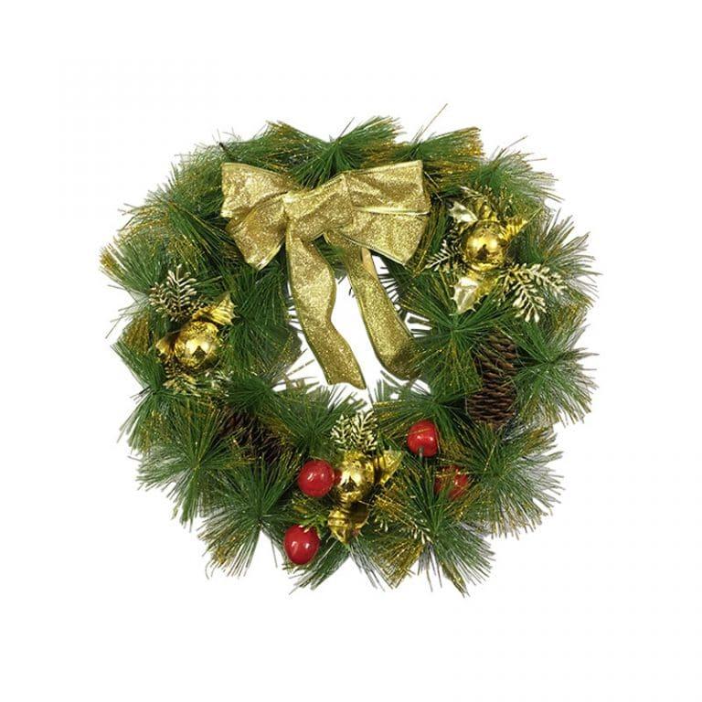 حلقه آویز کریسمس