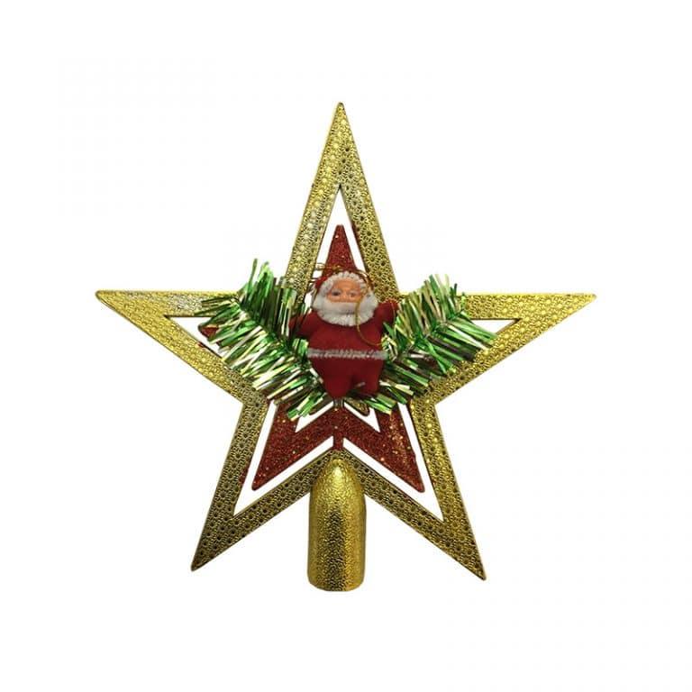ستاره درخت کریسمس