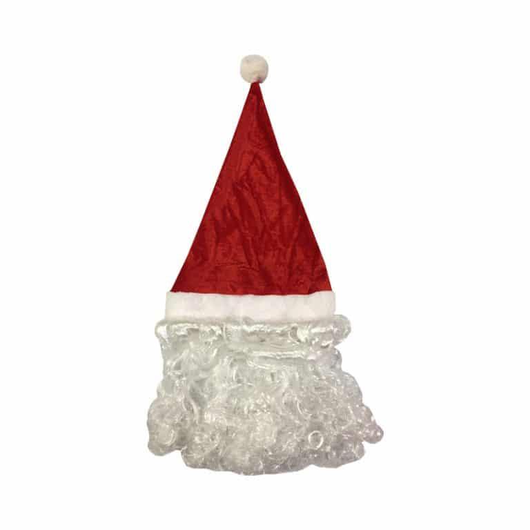 کلاه و ریش بابانوئل