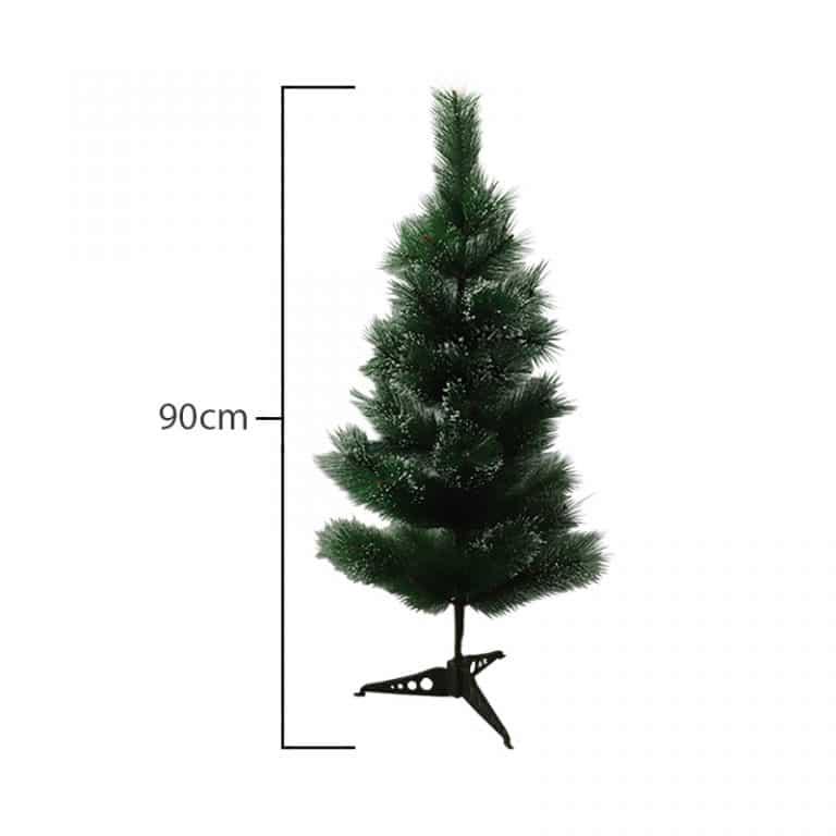 درخت کاج نوک برفی کریسمس ( ۹۰Cm )