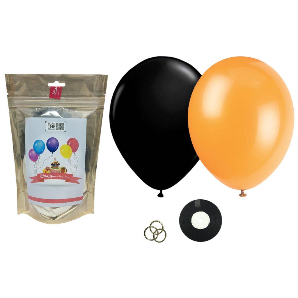 بسته بادکنک Helium Quality سورتک مدل STLH10