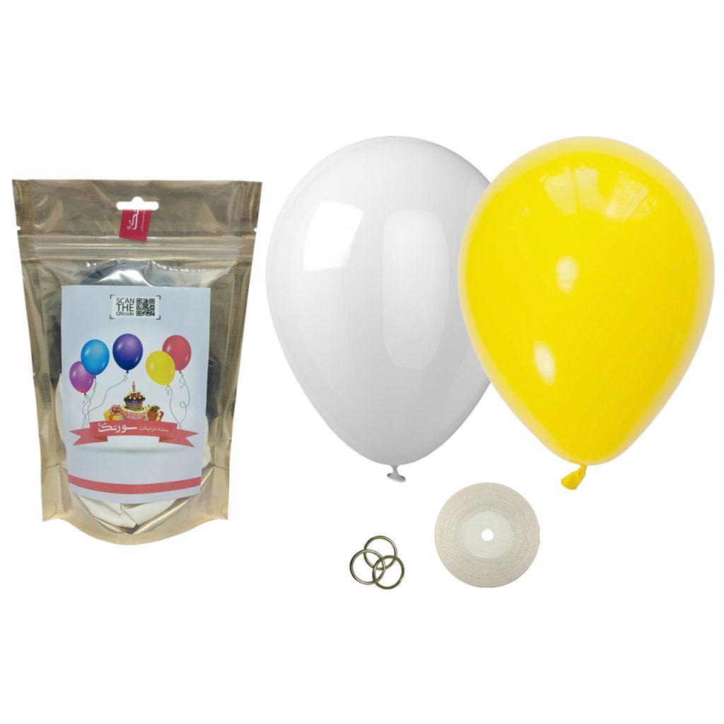 بسته بادکنک Helium Quality سورتک مدل STLH13