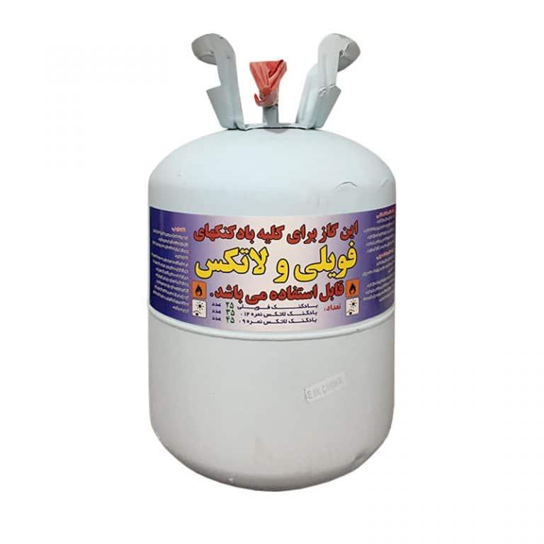گاز بادکنک ( گاز هلیوم ) گرید ۱ مدل STBG102