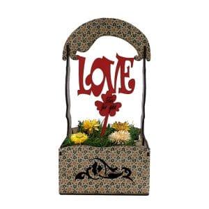 سبد هدیه LOVE مدل STGB117