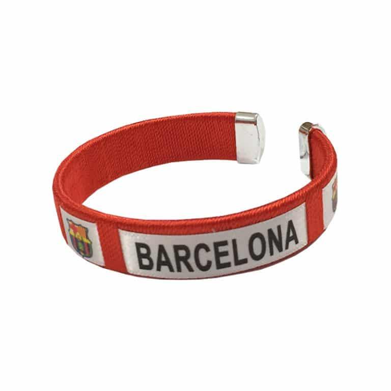 دستبند بارسلونا مدل STA158
