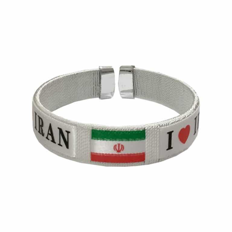دستبند تیم ملی ایران مدل STA161
