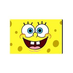 تابلو شاسی باب اسفنجی Sponge Bob مدل STA148