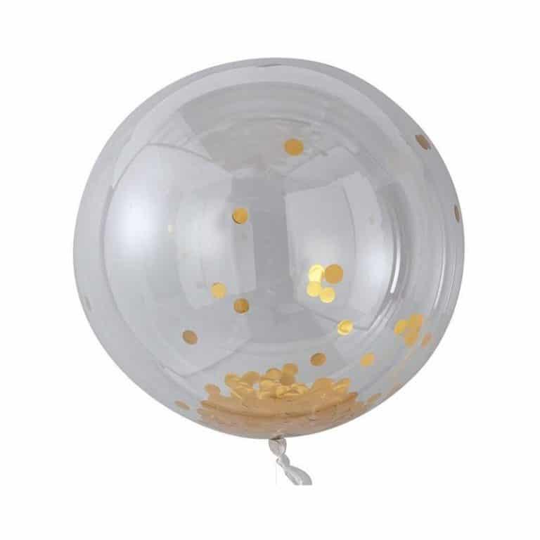 بادکنک شیشه ای بوبو بالن STLB118