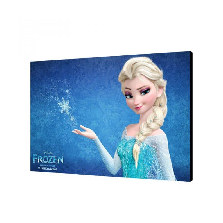 تابلو شاسی فروزن Frozen مدل STA152