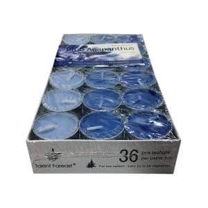 شمع وارمر عطری Blue Agapanthus مدل STC151