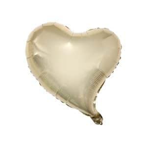 بادکنک فویلی قلب اشکی مدل STF214