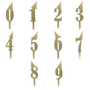 تاپر اعداد مدل STA162