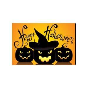 تابلو شاسی Happy Halloween مدل STH103