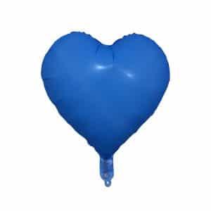 بادکنک فویلی قلب بلک لایت مدل STFH120