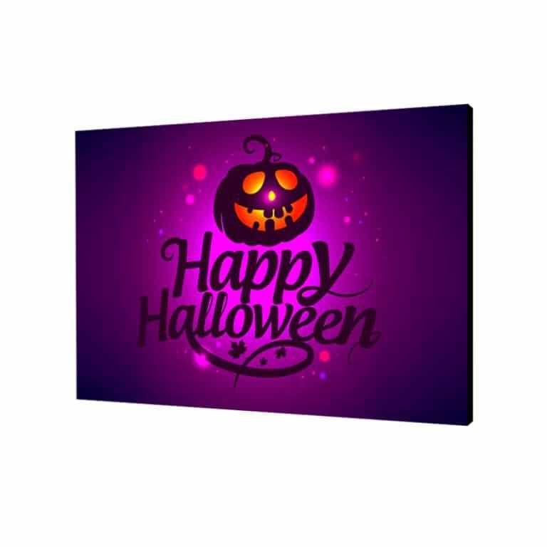 تابلو شاسی Happy Halloween مدل STH102