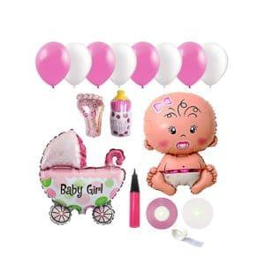 ست تزئینات Baby Girl مدل STF1003