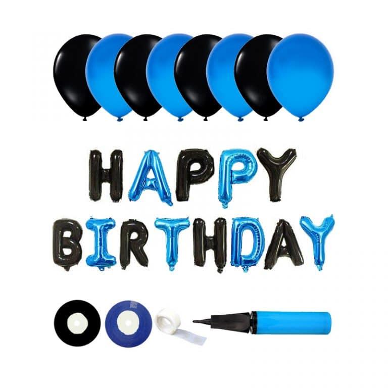 ست تزئینات تولد Happy Birthday مدل STF1013