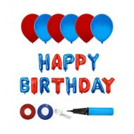 ست تزئینات تولد Happy Birthday مدل STF1015