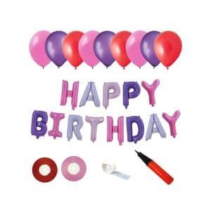 ست تزئینات تولد Happy Birthday مدل STF1008