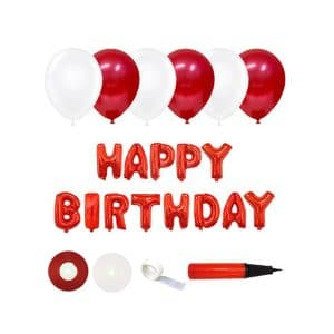 ست تزئینات تولد Happy Birthday مدل STF1011