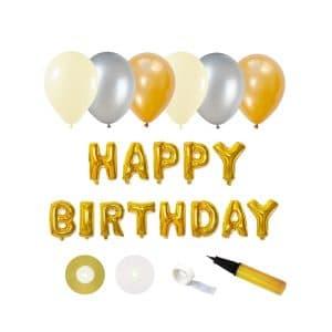 ست تزئینات تولد Happy Birthday مدل STF1010