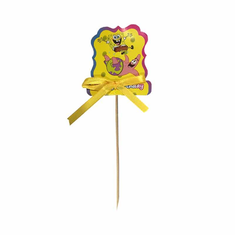 تم تولد باب اسفنجی Sponge Bob مدل STBT111