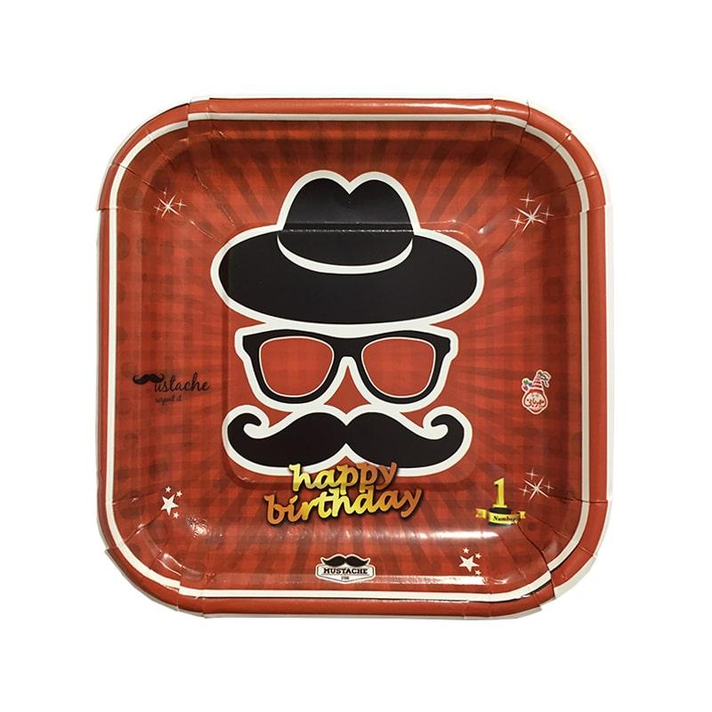تم تولد سیبیل moustache مدل STBT102