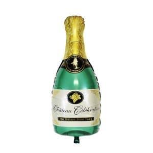 بادکنک بطری شامپاین