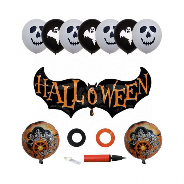 ست تزئینات هالووین Halloween مدل STH126