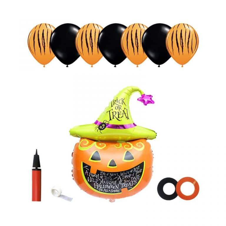 ست تزئینات کدو هالووین Halloween مدل STH135