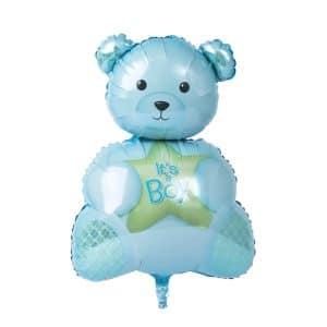 بادکنک خرس آبی boy
