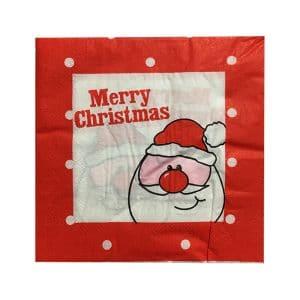 دستمال کریسمس
