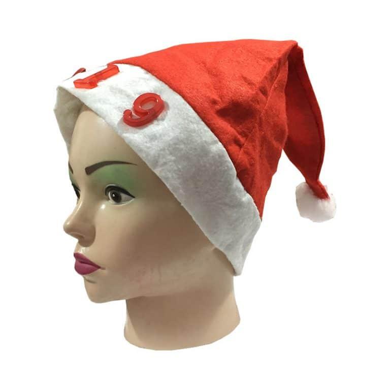 کلاه بابانوئل کریسمس ۲۰۱۹ مدل STCH102
