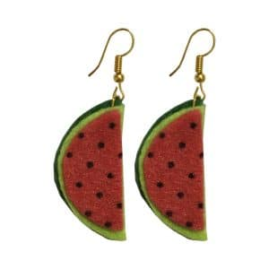 گوشواره هندوانه