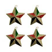 آویز ستاره کریسمس