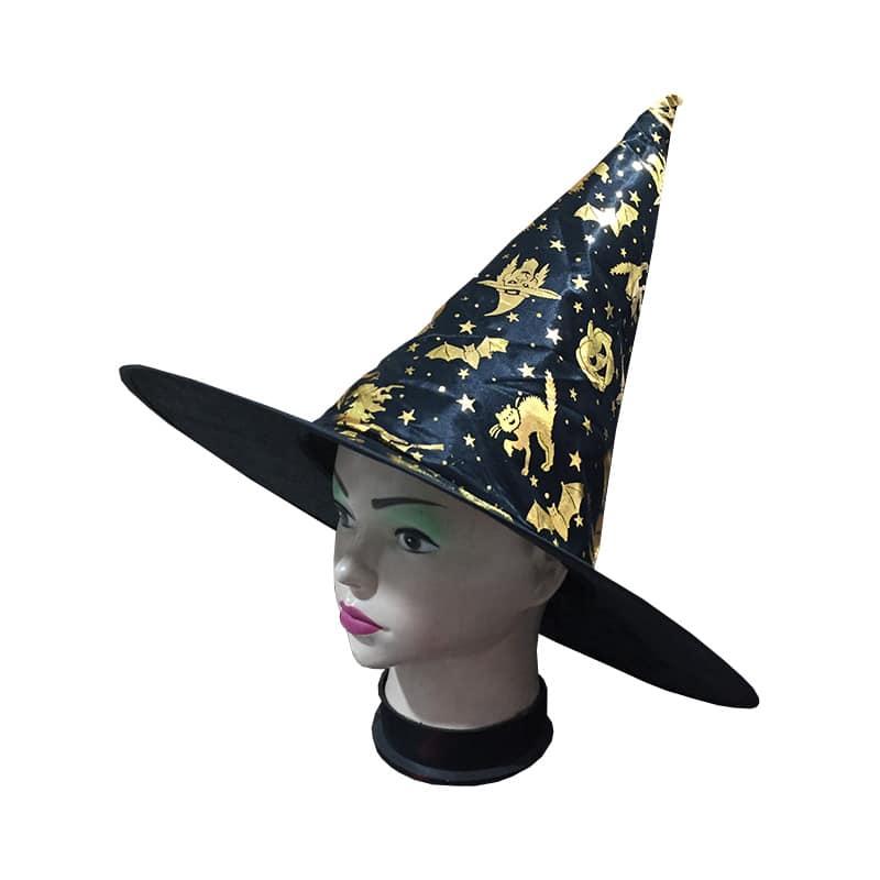 کلاه جادوگر هالووین