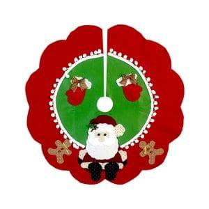 زیر درختی بابانوئل کریسمس