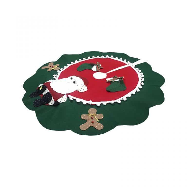 زیر درختی بابانوئل کریسمس مدل STCH165