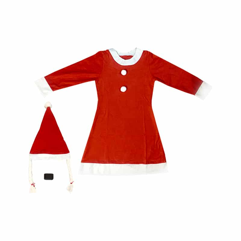 لباس مامانوئل کریسمس مدل STCH166